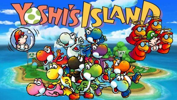 Yoshis Island Titel