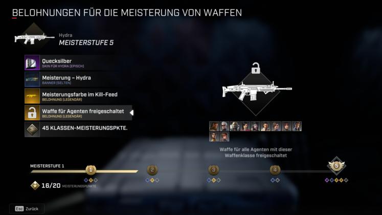 Rogue Company Waffen Freischalten