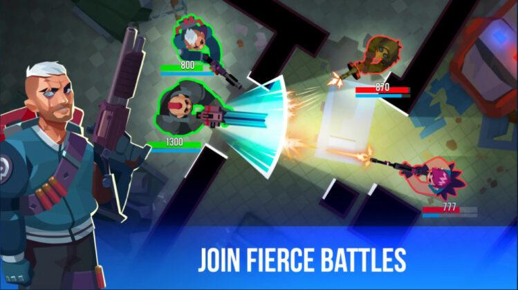 Bullet Echo Battles