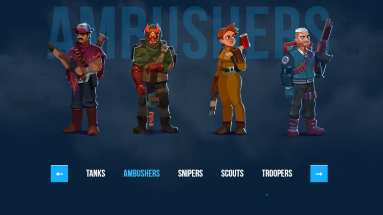 Bullet Echo Class Ambushers