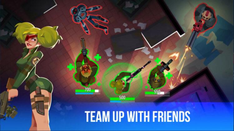 Bullet Echo Team Up