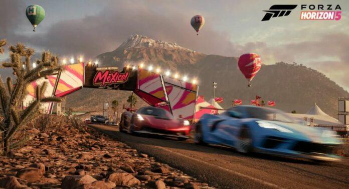 Forza Horizon 5 Titel