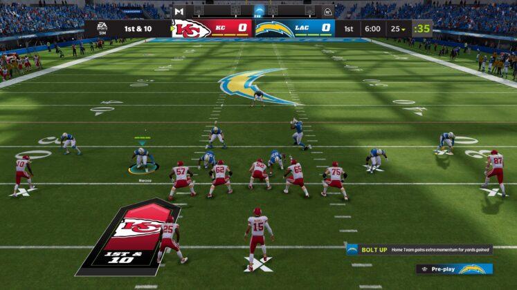 Madden NFL 2022 Verteidigen
