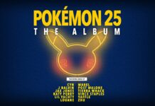Pokémon 25 The Album