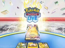 Pokémon-Sammelkartenspiel-Live