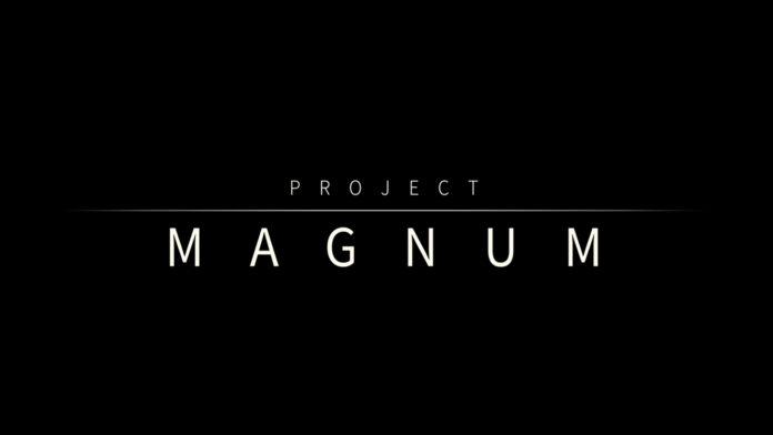 Project Magnum - Titel