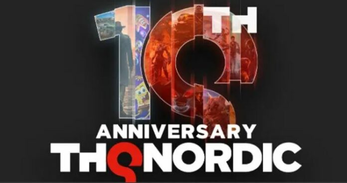 THQ Nordic 10. Jubiläum