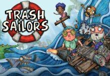Trash Sailors Titel