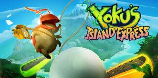 Yoku's Island Express Titelbild