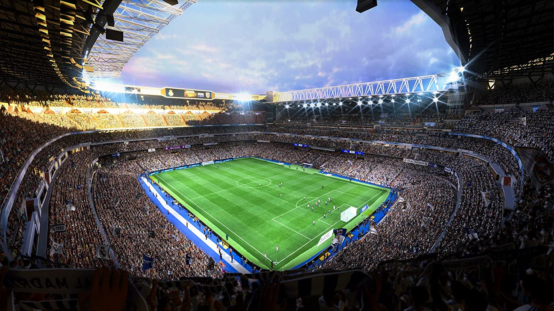 Fifa 22 Stadion