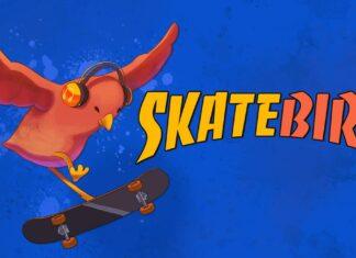 SkateBIRD Titel